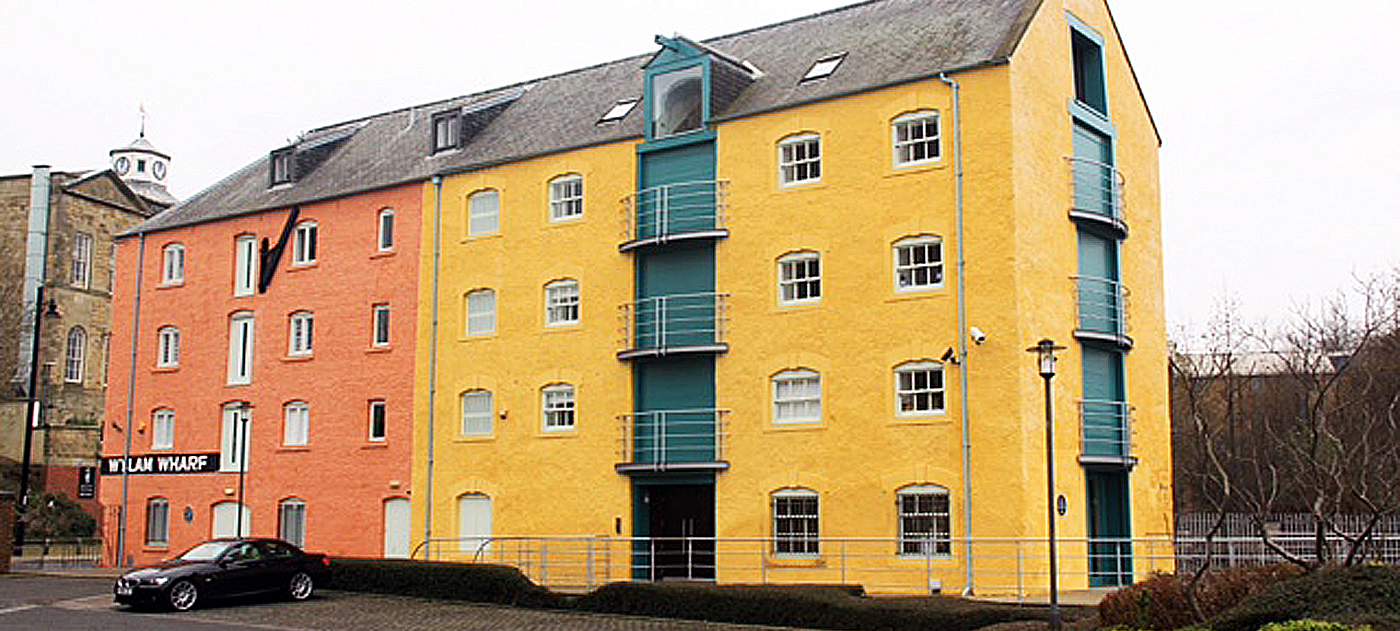 Colourful Exterior Coatings